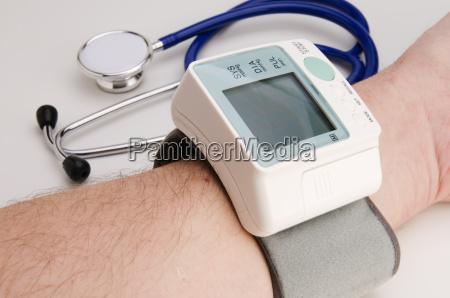 blood pressure meter